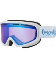 Bolle 21483 Schuss blanco brillante - gafas de esquí aurora