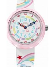 Flik Flak FBNP102 Reloj de discoteca Girls roller
