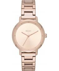 DKNY NY2637 Reloj modernista para damas