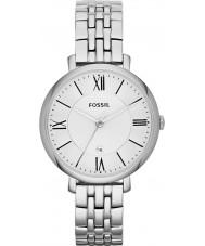 Fossil ES3433 Las señoras de plata Jacqueline reloj de pulsera de acero de tono