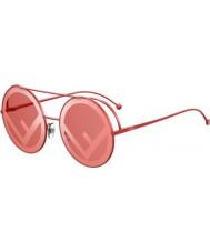 Fendi Ladies ff0285 s c9a 0l 63 huir gafas de sol