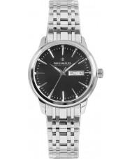 Dreyfuss and Co DGB00125-04 Reloj para hombre pulsera de acero negro