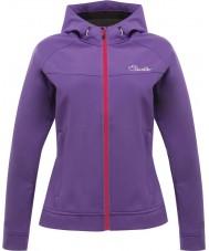 Dare2b DWL121-1KM16L Damas levedad púrpura real de la chaqueta del softshell - el tamaño de uk 16 (XL)