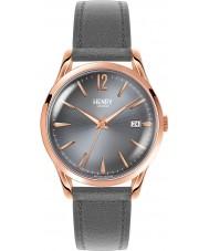 Henry London HL39-S-0120 reloj gris damas finchley