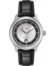 Dreyfuss and Co DGS00110-04 Reloj para hombre automático de la correa de cuero negro