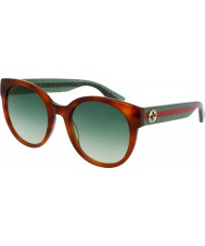 Gucci Señoras gg0035s 003 gafas de sol