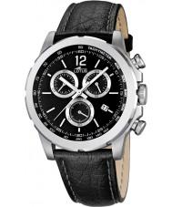 Lotus 15856-5 Hombre Todo reloj cronógrafo negro