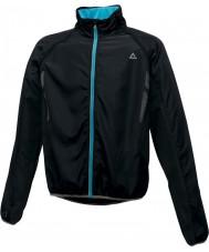 Dare2b DML070-80050-S Para hombre de la chaqueta se desmarcaba windshell negro - tamaño s