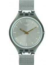 Swatch SVOM100M Reloj de piel