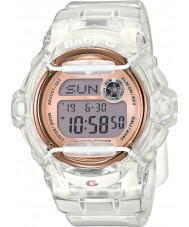 Casio BG-169G-7BER reloj digital de las señoras de Baby-G hora mundial
