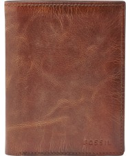 Fossil ML3686200 Cartera para hombre de la grúa