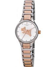 Radley RY4214 Señoras en el enlace de ejecución reloj de pulsera de acero de dos tonos