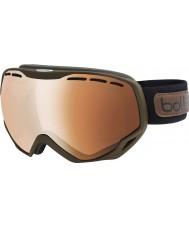 Bolle 21111 Emperador OTG marrón mate - citruis gafas de esquí arma