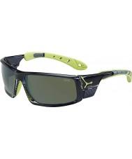 Cebe Hielo 8000 gafas de sol polarizadas anís gris translúcido