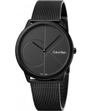 Calvin Klein K3M514B1 Reloj mínimo para hombre