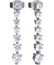 Diamonfire E5599 Pendientes clásicos para mujer