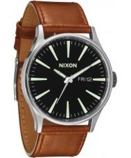 Nixon A105-1037 Sentry reloj silla negro