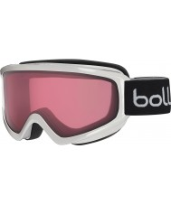 Bolle 21488 Congelar blanco brillante - gafas de esquí Vermillon