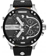 Diesel DZ7313 Mens mr papá reloj multifunción 2.0 negro