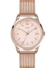 Henry London HL39-M-0166 Damas pálido shoreditch reloj de oro rosa