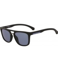 Calvin Klein Jeans Mens ckj801s gafas de sol negras