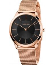 Calvin Klein K3M2162Y Reloj minimalista para hombre
