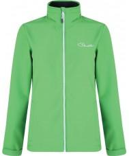 Dare2b DWL316-07H10L Damas atento verde fairway chaqueta softshell - el tamaño de uk 10 (s)