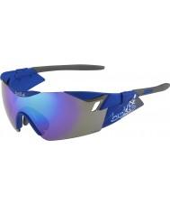 Bolle mate azul marino gafas de sol azul-violeta 6th Sense s