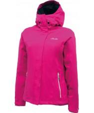 Dare2b DWW120-1Z008L Damas convoy impermeable chaqueta rosa eléctrico - XXS tamaño (8)