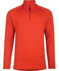 Dare2b DML116-65780-XL Mens fuseline ii ardiente núcleo rojo tramo camiseta de manga larga - el tamaño de xl