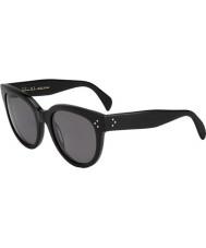 Celine Damas cl 41755 807 gafas de sol negras 3h