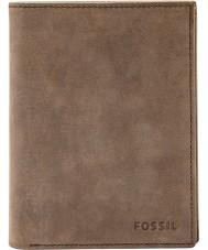 Fossil ML3677201 Billetera cazadora para hombre