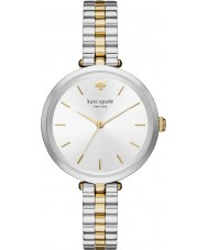Kate Spade New York KSW1119 Holland damas reloj pulsera de acero de dos tonos
