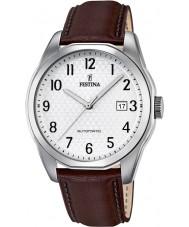 Festina F16885-1 Reloj para hombre automático marrón deportivo