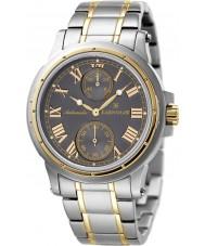 Thomas Earnshaw ES-8007-66 Ashton para hombre reloj de pulsera de acero de dos tonos
