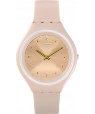 Swatch SVUT100 Reloj de piel