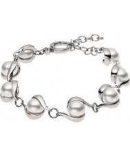 Skagen SKJ0092040 Damas Agnethe pulsera de perlas de plata