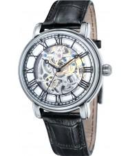 Thomas Earnshaw ES-8040-01 reloj de la correa de cuero negro para hombre longcase 43mm