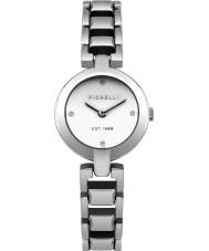 Fiorelli FO033SM Las señoras reloj pulsera de la aleación de plata
