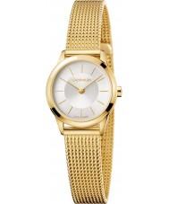 Calvin Klein K3M23526 Reloj minimalista para mujer