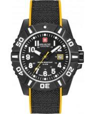Swiss Military 6-4309-17-007-04 Reloj de carbono negro para hombre