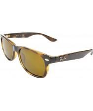RayBan Junior Rj9052s 47 nuevo caminante brillantes Habana 152-3 gafas de sol