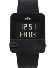 Braun BN0106BKBKG Para hombre de prestigio reloj cronógrafo negro