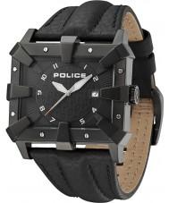 Police 93404AEU-02A Reloj de Detroit para hombre