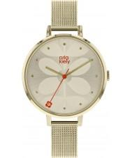 Orla Kiely OK4062 Reloj de hiedra para mujer