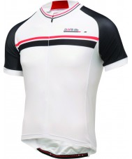 Dare2b Camiseta blanca del jersey del circuito del aep del a