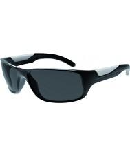 Bolle Vibe negro polarizado gafas de sol brillante tns