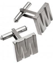 Edblad 82599 Gemelos de hombre de titanio dean