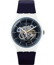 9794e08864fd Swatch SUOW156 Reloj siliblue para hombre