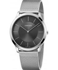 Calvin Klein K3M2T124 Reloj minimalista para hombre